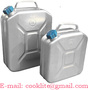 Aluminum Portable Jerry Can for Boat/4WD/Car/Camping Petrol/Diesel/Fuel/Wat
