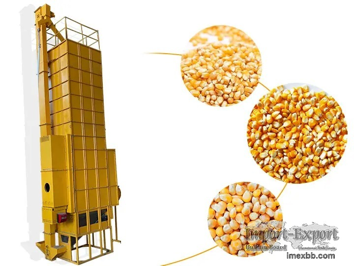 Corn batch dryer  Corn drying machine