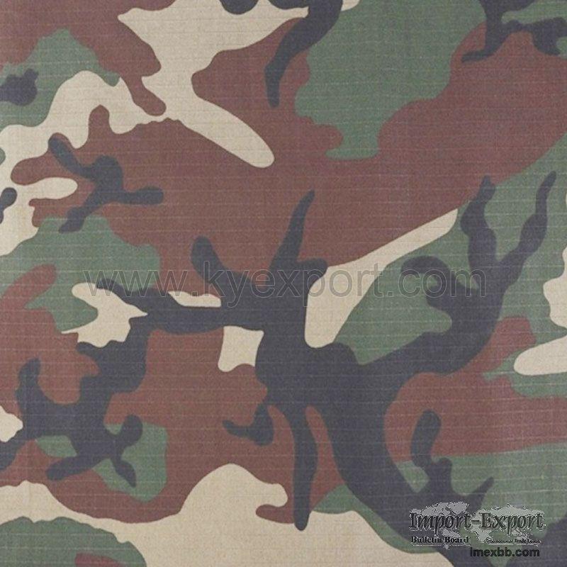 TC (Polyester cotton ) Printed Fabric