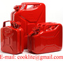 Jerry Can Gasoline Fuel Emergency Backup Gas Tank 5/10/20L