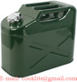Safety Jerry Can 10 Litre US Army Style Petrol Diesel Can