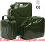 Safety Jerry Can Steel Gasoline Gas Fuel Tank 5Lt 10Lt 20Lt