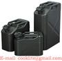 Military Metal Fuel Jerry Can 5L/10L/20L