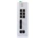 8-port 10/100M Ethernet + 2-port Gigabit SFP Din-Rail Layer2 Managed