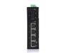 4-port 10/100M Base-T(X) + 1-port 100Base-FX Din-Rail Unmanaged
