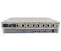 8E1 to 4 Ethernet Converter with VLAN and GUI Management