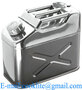 10L Stainless Steel Jerry Can for 4WD/Car/Motorcycle/Boat/Camping 2.64 Gall