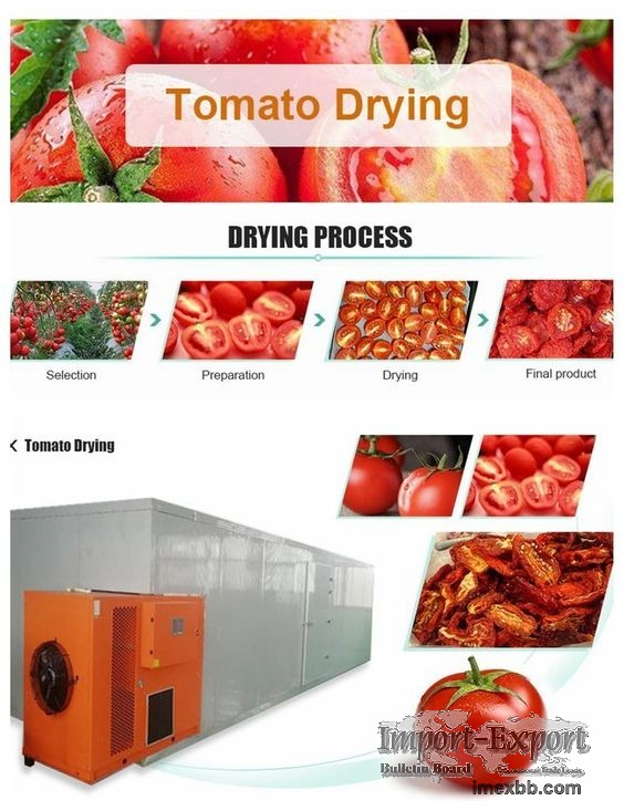 How to make dried tomatoes?