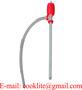 Car Manual Hand Siphon Pump Hose Gas Oil Liquid Syphon Transfer Pump DP-14