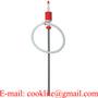PE Plastic Siphon Pump DP-25 Manual Liquid Fuel Transfer Pump