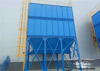 Gas Turbines 99.9% Pulse Dust Collector PPC64-8 496m2 Industrial Dust Extra