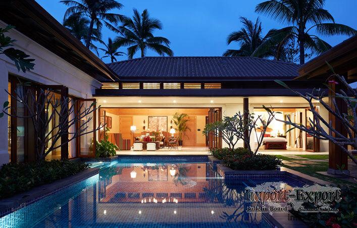 Light Steel House Holiday Villa