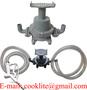 Polypropylene ( PP ) Oil Fuel General Fluids Transfer Foot Press Pump