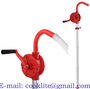 Cast Iron Oil Diesel Fuel Rotary Hand Drum Pump - JS32