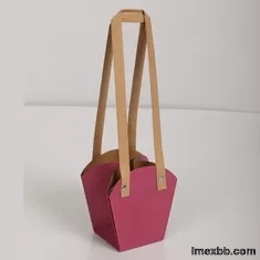 2.5kg 5kg Kraft Paper Horticultural Packaging Gift Bags Recyclable