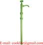 Polypropylene ( PP ) Vertical Lift Hand Barrel Pump for 55 Gallon Drums