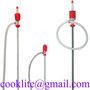 Siphon Pump Polyethylene manual siphon oil fuel chemicals liquids pump