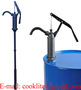 R-490S PPS/Ryton Lever Hand Drum Pump for Oils, Corrosive and Evaporating C