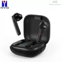 ABS V5.0 EDR True Wireless Stereo Earphone With LED Power Display