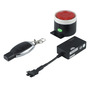 Easy install gsm gprs gps motorcycle tracker Gps311C with remote controller