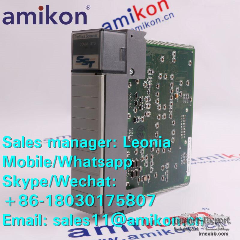 FOXBORO CM400YH(FBM07) One year warranty