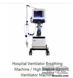 Ventilator Breathing Machine