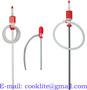 Siphon manual drum chemical pump / Manual plastic pump