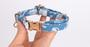 OKEYPETS Durable Collars Pet Name Logo Tag Customized Strong Pet Collar