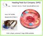 Cute rose cat food bowl