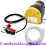 12V 60W Suction Exchange Transfer Pump for Auto Car Boat Motorbike Truck