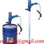 220V Electric Drum Barrel Oil Diesel Fuel Water Transfer Pump - 60L/Min
