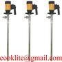 150L/Min AC Electric Barrel Pump 316 Stainless Steel Chemical Drum Pump