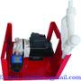 Mini Adblue Gas Filling Station AC Wall Mount Diesel Exhaust Fluid Pump Kit