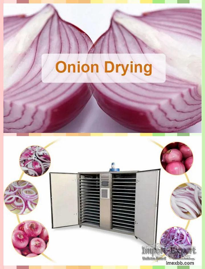 Onion dryer  Vegetable drying machine