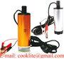 12V 51mm Submersible Pump Water Oil Diesel Fuel Transfer Refueling