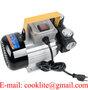 Gas Station Diesel Dispenser Pump Electric Oil Fuel Transfer Pump