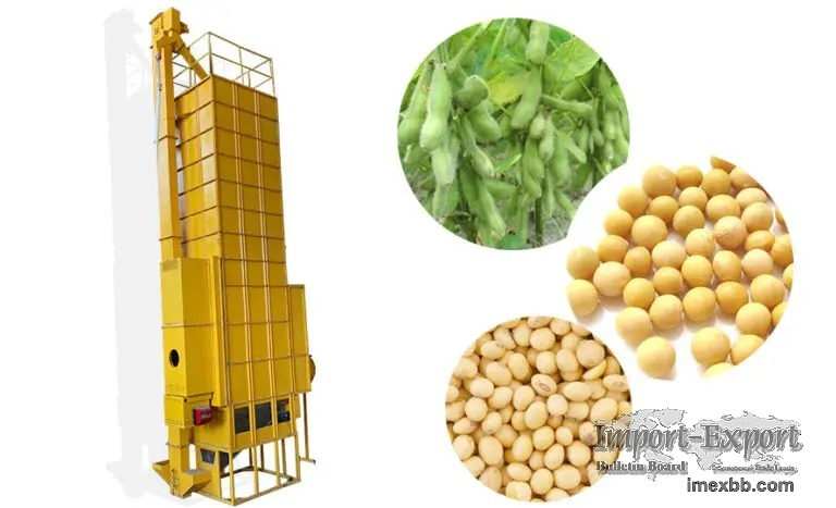 Soybean drying machine  Cereal dryer