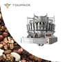 Automatic SS304 2.5L Multihead Weigher Packing Machine For Mixed Nut Bean