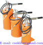 Grease Bucket With Hand Lever Pump - 5L/10L/16L