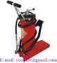 Foot operated grease pump dispenser 10L high pressure pedal lubricator
