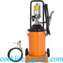 Air Operated Grease Pump Lubricator 12L Pneumatic Compressed Bucket Oiler