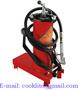 Foot operated high pressure grease pump pedal lubricator - 3L Oiler
