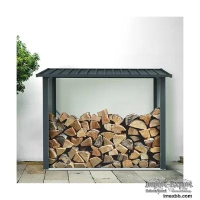 Low maintenance Garden Metal Shed 0.4m2 0.8m2 1.5m2 1.8m2 2.8m2 Metal Woode