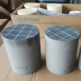Diesel Engine Particulate Filter Catalyst DPF 400cpsi From Tail Gas Remove