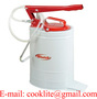 Hand Operated Thin Oil Filler Lubrication Bucket Pump 20L
