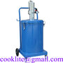 Pneumatic Grease Pump 40L Centralized Lube Pump For Lubrication