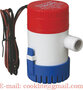 Marine Boat Bilge Pump Plumbing Electric Non Automatic Bailing Pump Water D