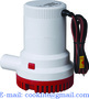 Electric Bilge Pump Bailer Pump Marine Boat Yacht Submersible 12V 2000GPH