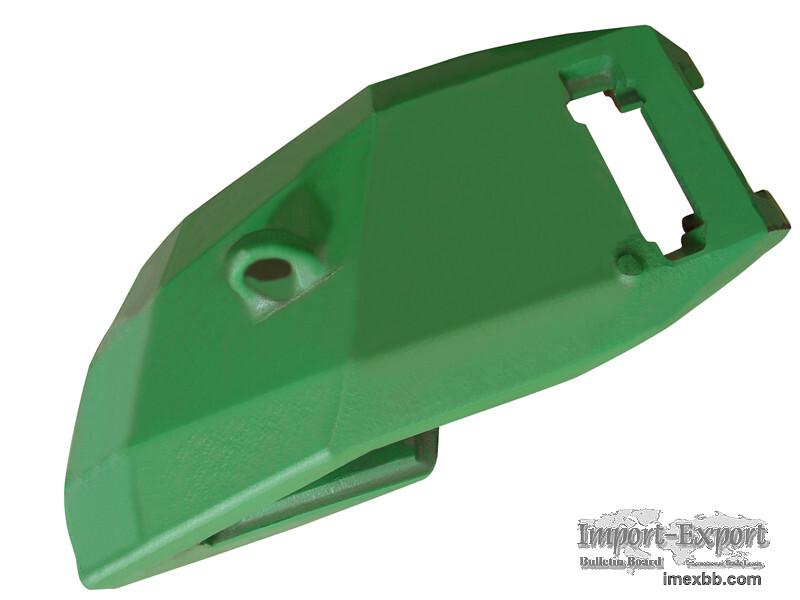 Lip Shroud for Mining Shovel or Backhoe Buckets