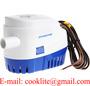 Automatic Submersible Marine Boat Bilge Water Pump 12V/24V 600GPH